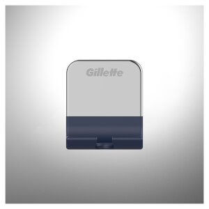 Gillette Razor Mini Hanger - Blue
