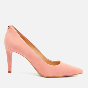 MICHAEL MICHAEL KORS Women's Dorothy Flex Court Shoes - Sunset Rose