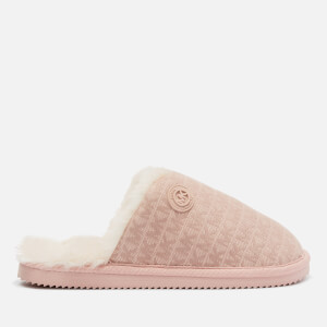 MICHAEL MICHAEL KORS Women's Janis Mule Slippers - Soft Pink