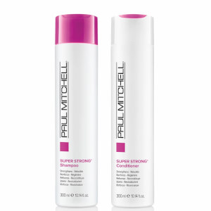Paul Mitchell Super Strong Shampoo and Conditioner (2 x 300ml)