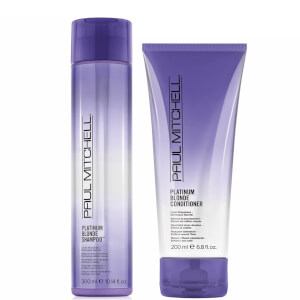 Paul Mitchell Platinum Blonde Shampoo and Conditioner (2 x 300ml)