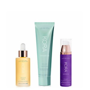 Kora Organics Glowing Skin Overnight Set