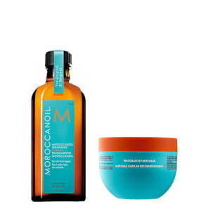Moroccanoil Restorative Mask/Original Treatment