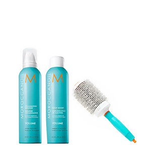 Moroccanoil At Home Volumising Blowout Set
