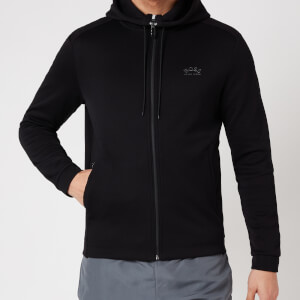 BOSS Athleisure Men's Saggy Zip Hoodie - Black