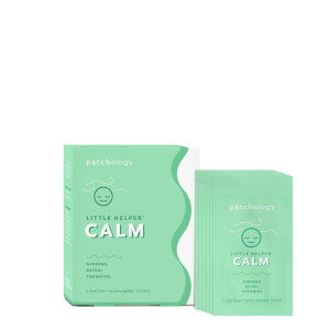 Patchology Little Helper Supplement Strips - Calm