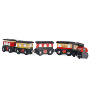Le Toy Van Royal Express Train - Red