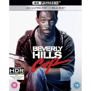 Beverly Hills Cop - 4K Ultra HD (Includes Blu-ray)