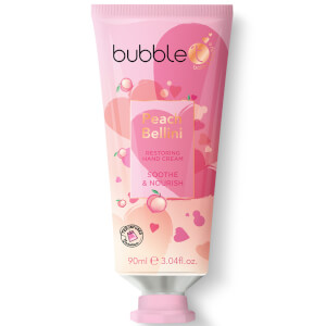Bubble T Hand Cream Peach Bellini