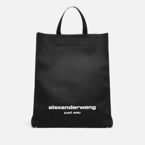 Alexander Wang Women's Lunch Bag Nylon Tote Bag - Black