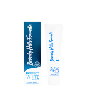 Beverly Hills Formula Perfect White Optic Blue Toothpaste 100ml