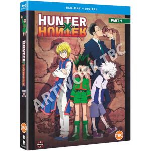 Hunter X Hunter Set 1 (Episodes 1-26)