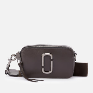 Marc Jacobs Women's Snapshot DTM - Ink Grey