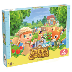 Animal Crossing: New Horizons Jigsaw (1000 Pieces)