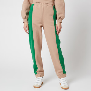 Ganni Women's Software Block Isoli Trackpants - Hazel