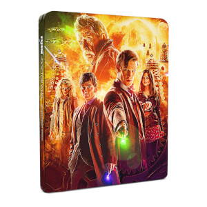 Doctor Who - Limited Edition 50th Anniversary Steelbook