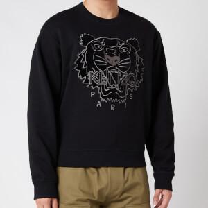 KENZO Men's Icon Sweatshirt - Black - XXL