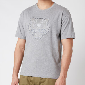 KENZO Men's Icon T-Shirt - Pearl Grey - XL
