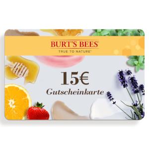 Gutscheinkarte 15€