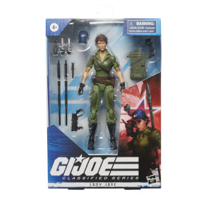 Hasbro G.I. Joe Classified Series Lady Jaye Action Figure