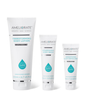 AMELIORATE Transforming Body Trio (Worth £36.50)