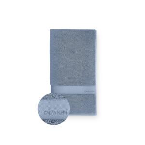 Calvin Klein Tracy Bath Sheet - Blue