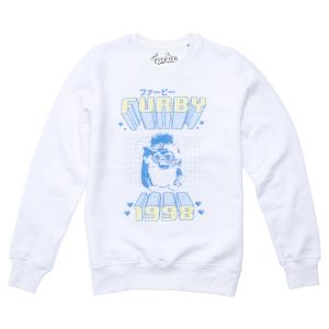 Furby 1998 Sweatshirt - White