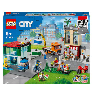 LEGO City: Community Town Centre Building Set (60292)