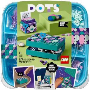 LEGO DOTS: Secret Boxes Jewellery Box Room Décor Set (41925)