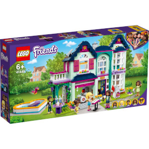 LEGO Friends: Andrea's Family House (41449)