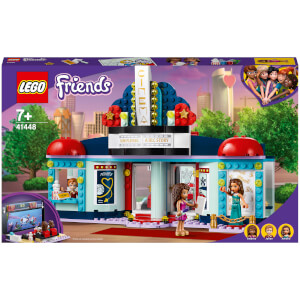 LEGO Friends: Heartlake City Movie Theater Cinema Toy (41448) from I Want One Of Those