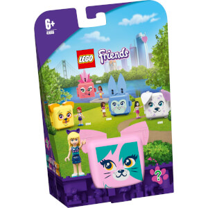 LEGO Friends: Stephanie's Cat Cube (41665)