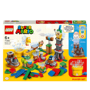 LEGO Super Mario: Master Your Adventure Maker Set (71380)