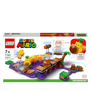 LEGO Super Mario Wiggler's Poison Swamp Expansion Set (71383)