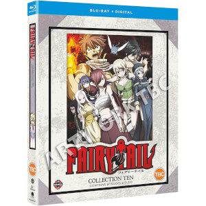 Fairy Tail Collection 10 (Episodes 213-239)
