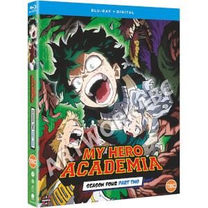 My Hero Academia: Season 4 Part 2: Limited Edition