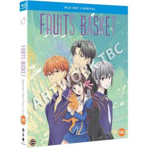 Fruits Basket Season 2 Part 2 - Limited Edition Dual Format