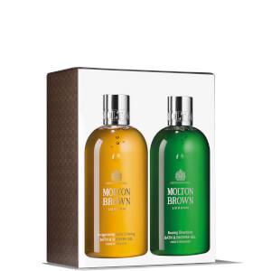 Molton Brown Bracing Silverbirch and Invigorating Suma Ginseng Gift Set