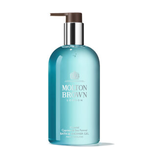Molton Brown Coastal Cypress and Sea Fennel Bath and Shower Gel 500ml