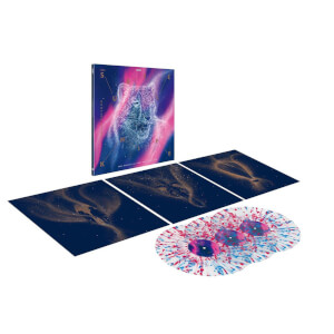 His Dark Materials - The Subtle Knife (180g Daemonic Dustburst Splatter Vinyl) 3LP