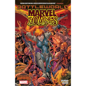 Marvel Zombies: Battleworld Graphic Novel Paperback
