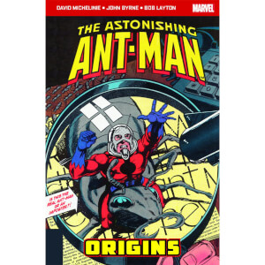Marvel Ant-Man: Scott Lang Graphic Novel Paperback