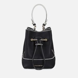 Strathberry Women's Lana Osette Bucket Bag - Black