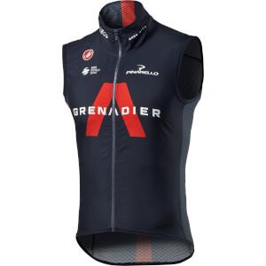 Castelli Team Ineos Grenadier Pro Light Wind Vest