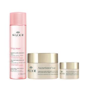 Nuxuriance® Gold Anti-Aging Renewal Facial Set