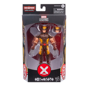 Figurine d'action X-Men Wolverine - Hasbro Marvel Legends Series