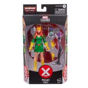 Figurine d'Action Jean Grey - Hasbro Marvel Legends Series
