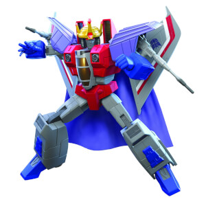 Hasbro Transformers R.E.D. [Robot Enhanced Design] Transformers: The Movie Coronation Starscream
