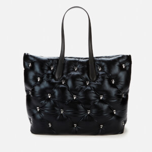 Karl Lagerfeld Women's K/Ikonik 3D Multi Pin Tote Bag - Black