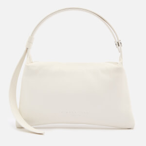 Simon Miller Women's Vegan Mini Puffin Bag - White